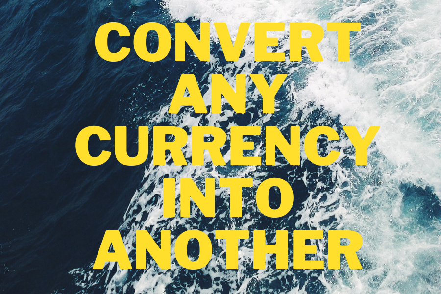How To Convert One Cryptocurrency To Another