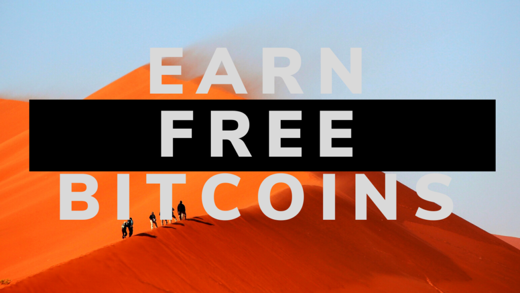 Get Free Bitcoins Without Mining