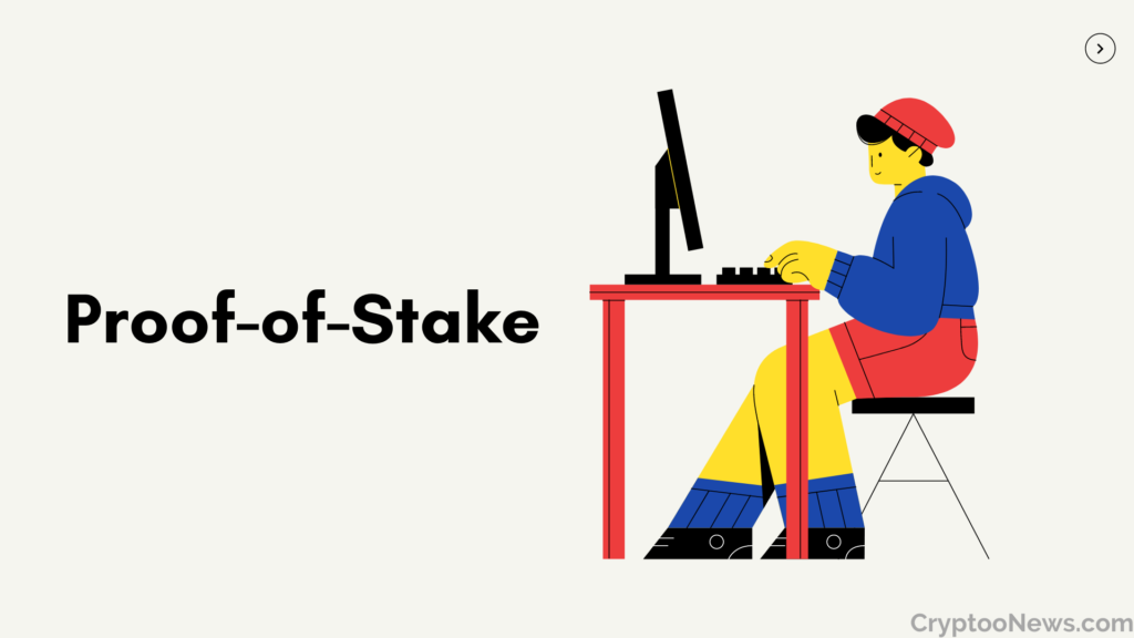 Crypto Staking Proof-of-Stake