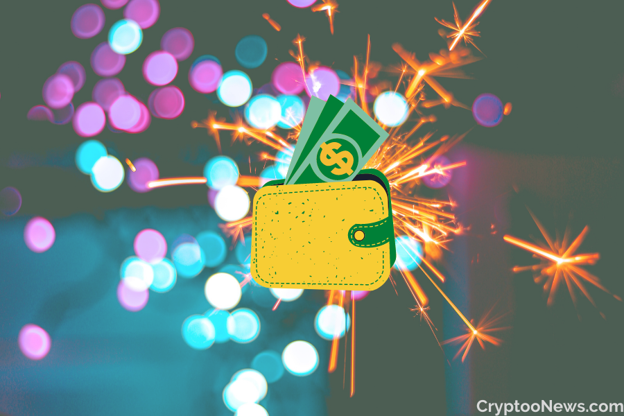 Crypto Staking Wallet